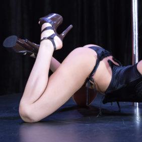 stag stripper Barcelona
